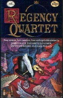 Regency Quartet: Frozen Hearts; Singular Elopement; Pride: Grace,Janet; Lowther, Elizabeth;
