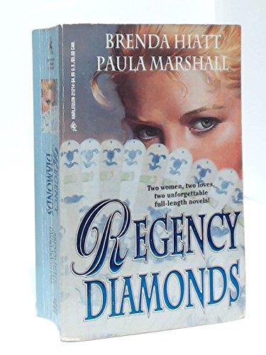 9780373312146: Regency Diamonds