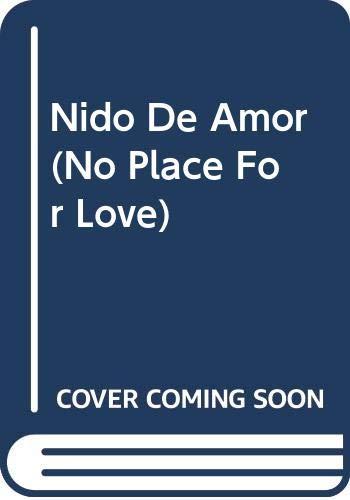 9780373333813: Nido De Amor