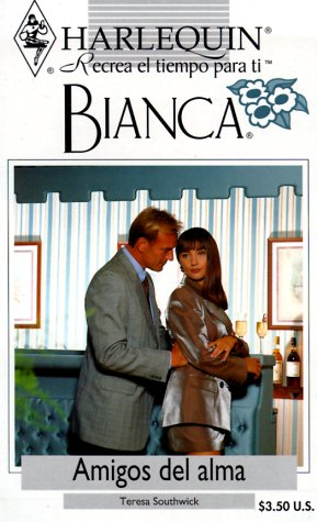 9780373335343: Amigos del alma (Harlequin Bianca)