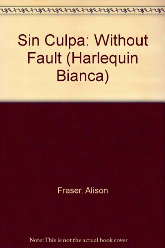 9780373337187: Sin Culpa (Harlequin Bianca (Spanish))