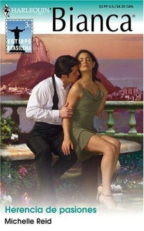 Herencia De Pasiones: (Inheritance Passions) (Spanish Edition): Reid, Michelle
