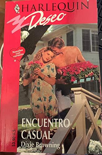 9780373351558: Encuentro Casual (Harlequin Deseo)