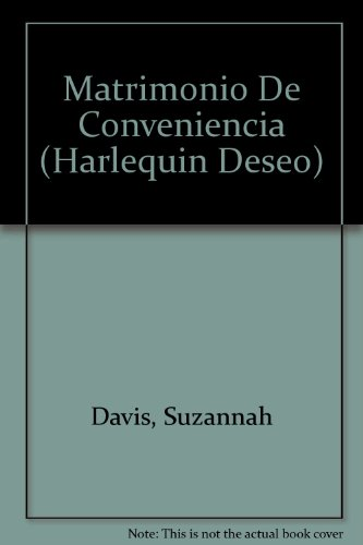 9780373351633: Matrimonio De Conveniencia (The Rancher And The Redhead)