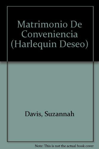 9780373351633: Matrimonio De Conveniencia (Harlequin Deseo)