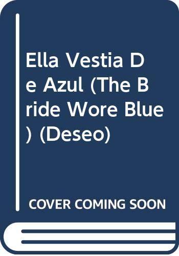 Ella Vestia De Azul (The Bride Wore: Gerard