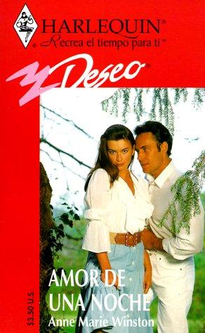 9780373353118: Amor De Una Noche (Deseo, 181)