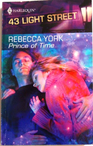 Prince of Time (43 Light Street, Book 12): York, Rebecca
