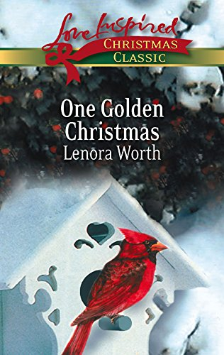 9780373360932: One Golden Christmas (Love Inspired Christmas Classic)