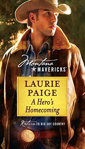 9780373362103: A Hero's Homecoming (Montana Mavericks)