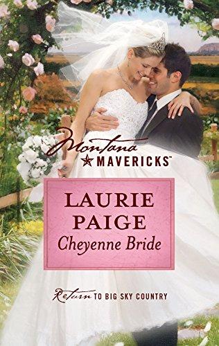 9780373362134: Cheyenne Bride (Montana Mavericks: Return to Big Sky Country)