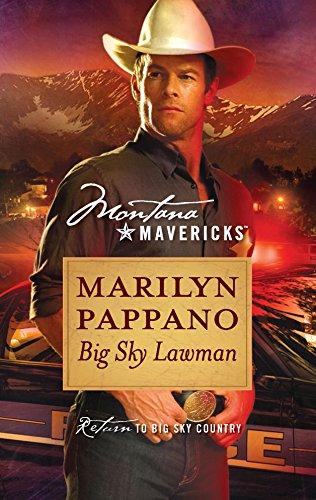 9780373362165: Big Sky Lawman (Montana Mavericks)