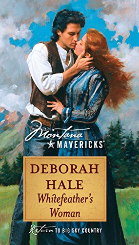 9780373362318: Whitefeather's Woman (Montana Mavericks)
