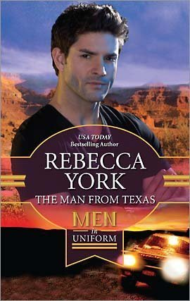 9780373362547: The Man From Texas (Men in Uniform)