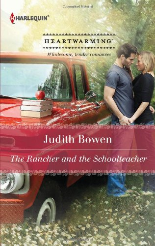 9780373365661: The Rancher and the Schoolteacher (Men of Glory)