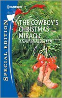 9780373366552: The Cowboy's Christmas Miracle