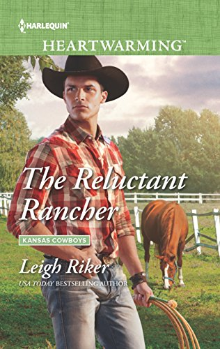 9780373368082: The Reluctant Rancher (Kansas Cowboys)