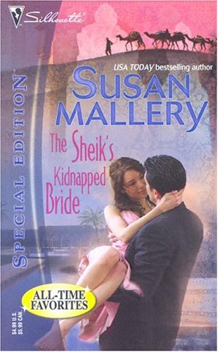 9780373388103: The Sheik's Kidnapped Bride (Desert Rogues, No. 1)