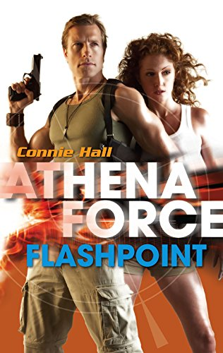 9780373389803: Flashpoint (Athena Force)