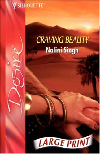 9780373401505: Craving Beauty (Large Print) (Silhouette Desire)