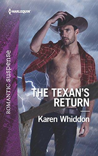 9780373402069: The Texan's Return (Harlequin Romantic Suspense)