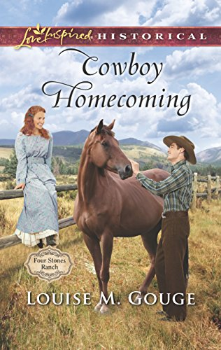9780373425198: Cowboy Homecoming (Four Stones Ranch)