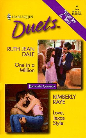 One In A Million / Love, Texas Style: Ruth Jean Dale, Kimberly Raye
