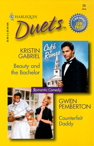 9780373440955: Duets # 29 (Beauty And The Bachelor/Counterfeit Daddy)