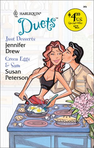 9780373441464: Just Desserts / Green Eggs and Sam (Duets, 80)
