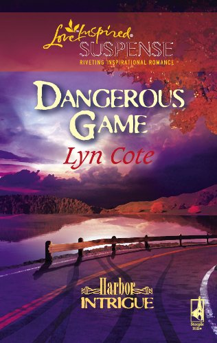 9780373442430: Dangerous Game (Harbor Intrigue, Book 2) (Steeple Hill Love Inspired Suspense #53)