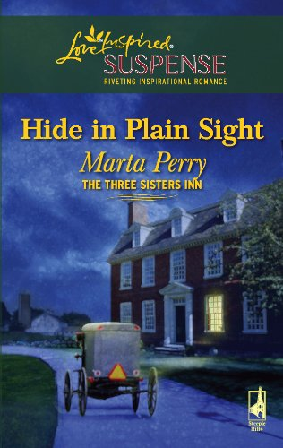 Hide in Plain Sight (Three Sisters Inn, Book 1): Perry, Marta