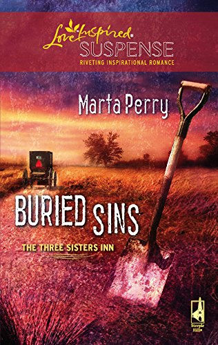 Buried Sins (Three Sisters Inn, Book 3): Perry, Marta
