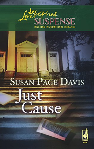 9780373442768: Just Cause (Steeple Hill Love Inspired Suspense #86)