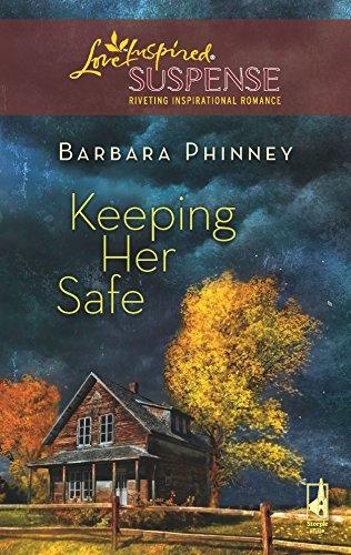 9780373442959: Keeping Her Safe (Steeple Hill Love Inspired Suspense #105)