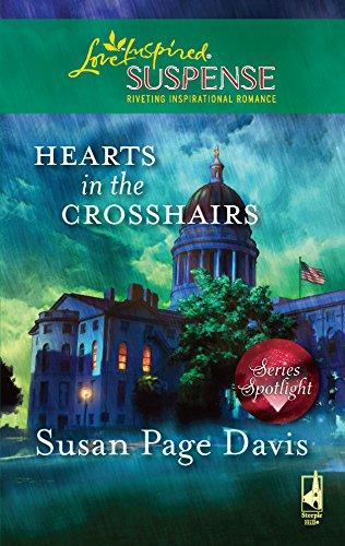 Hearts in the Crosshairs (Steeple Hill Love: Susan Page Davis