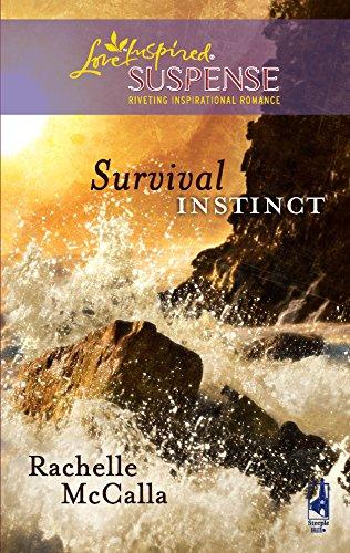 9780373443833: Survival Instinct (The Survival Series #1) (Steeple Hill Love Inspired Suspense #186)