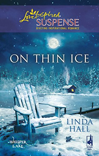 9780373443888: On Thin Ice (Steeple Hill Love Inspired Suspense)