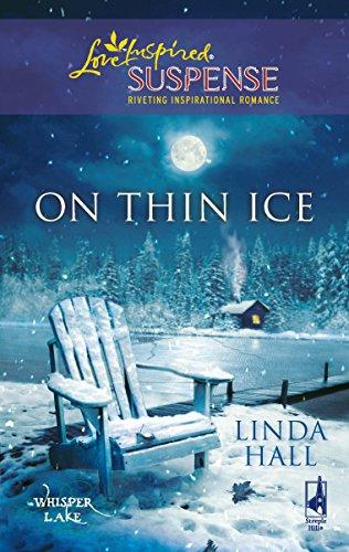 9780373443888: On Thin Ice (Love Inspired Suspense: Whisper Lake)