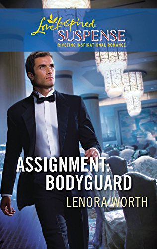 9780373444045: Assignment: Bodyguard (Christians for Amnesty, Intervention and Missions Series #4) (Steeple Hill Love Inspired Suspense #207)