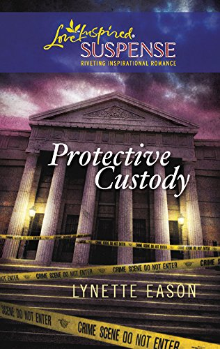 9780373444052: Protective Custody (Steeple Hill Love Inspired Suspense #208)
