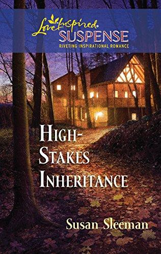 9780373444113: High-Stakes Inheritance (Love Inspired Suspense)
