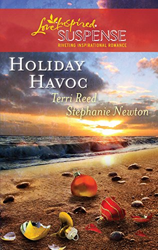 Holiday Havoc: Yuletide Sanctuary\Christmas Target (Steeple Hill Love Inspired Suspense) (9780373444175) by Terri Reed; Stephanie Newton