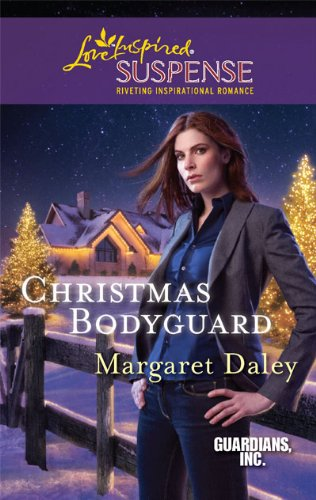 9780373444205: Christmas Bodyguard (Steeple Hill Love Inspired Suspense: Guardians, Inc.)