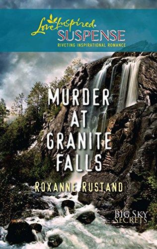 9780373444366: Murder at Granite Falls (Big Sky Secrets)