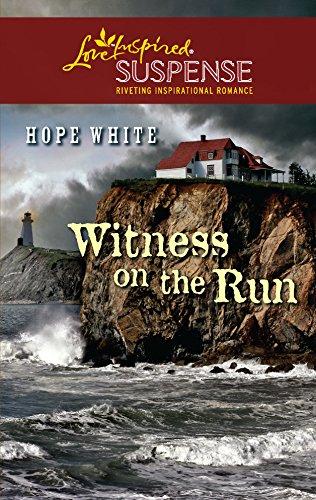 9780373444434: Witness on the Run (Love Inspired Suspense)