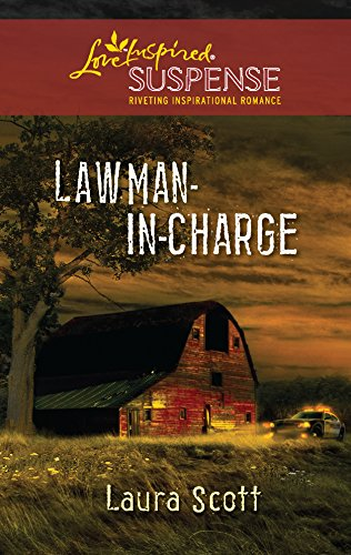 9780373444465: Lawman-in-Charge (Love Inspired Suspense)