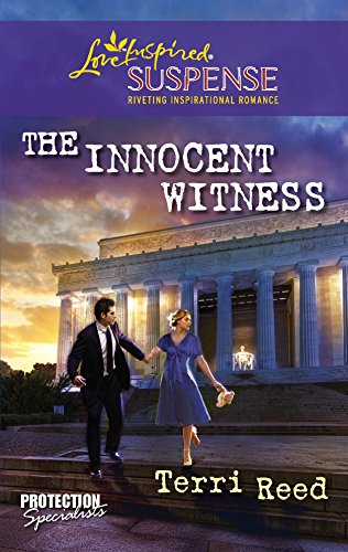 The Innocent Witness (Love Inspired Suspense) (0373444486) by Reed, Terri