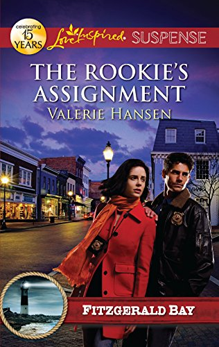 9780373444779: The Rookie's Assignment (Love Inspired Suspense: Fitzgerald Bay)