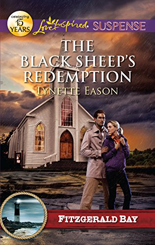 9780373444892: The Black Sheep's Redemption (Love Inspired Suspense: Fitzgerald Bay)
