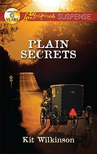 9780373444991: Plain Secrets (Love Inspired Suspense)